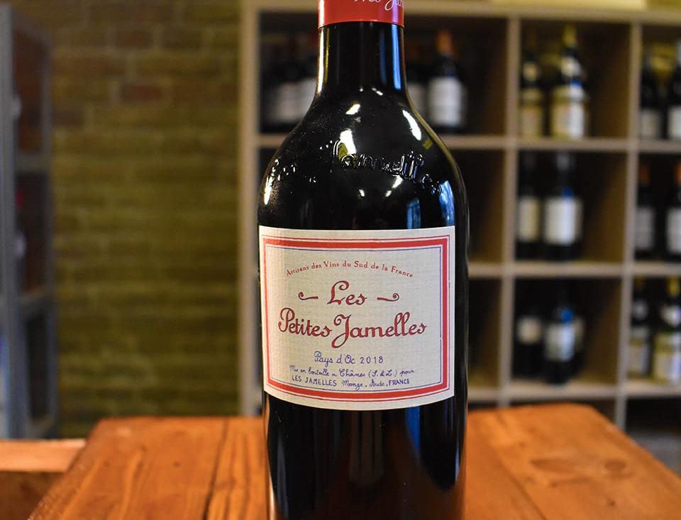Red, Les petites Jamelles 2018, Pays d'OC - Les Jamelles