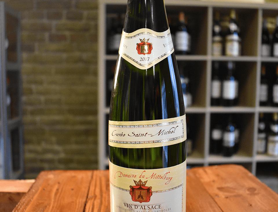 Riesling Cuvée St Michel 2017, AOP Alsace - Henri Matichang