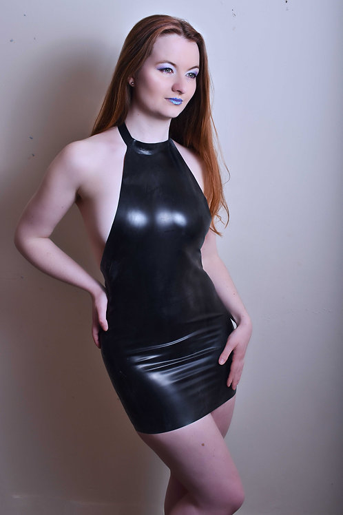 Liquorice Dress