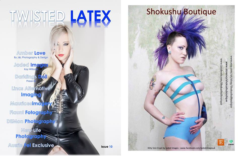 Twisted Latex 2015