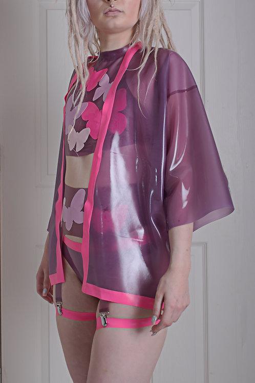 Mini kimono Wrap