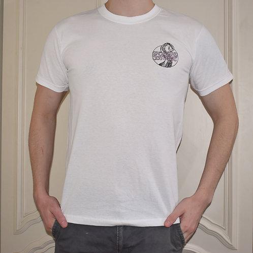 T-shirt 'Tentacle logo' Unisex