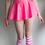 Thumbnail: Mini bubblegum skirt