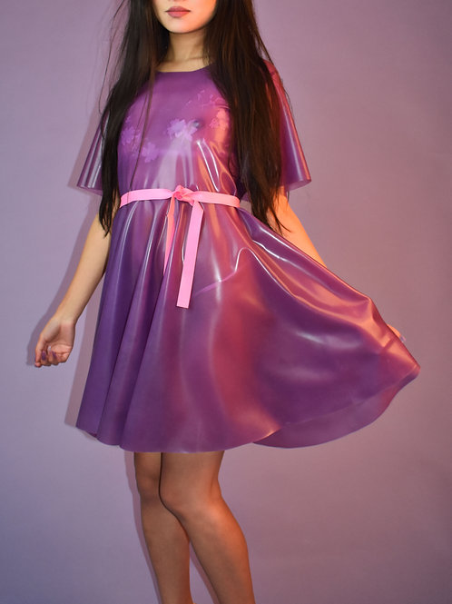 Dolly mix Dress (Transparent)