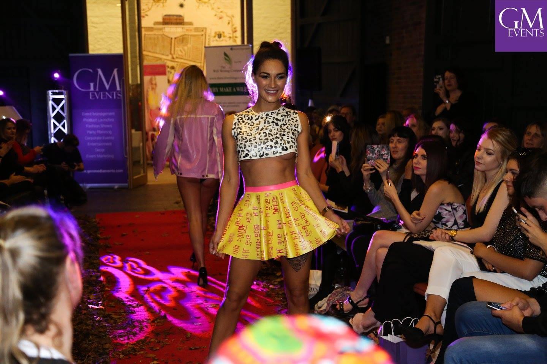 MK fashion show 2017