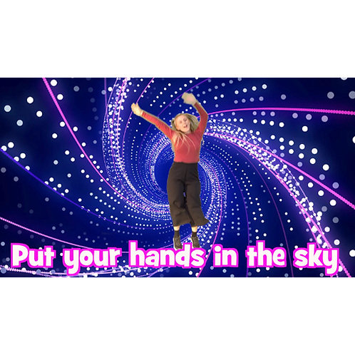 Put your hands in the sky video - Downloadable