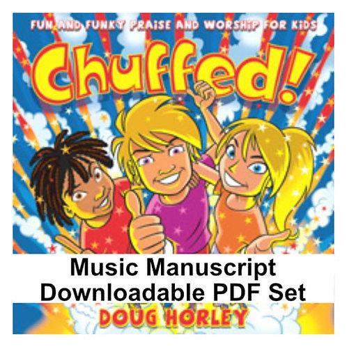 Chuffed! Album PDF Music Manuscripts