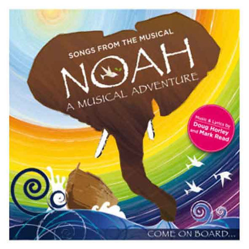 Noah a Musical Adventure CD