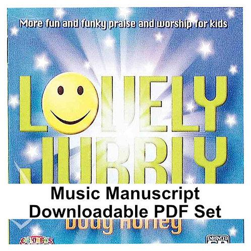 Lovely Jubbly Album PDF Music Manuscripts