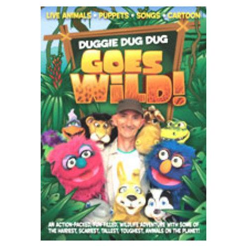 Duggie Dug Dug Goes Wild! DVD
