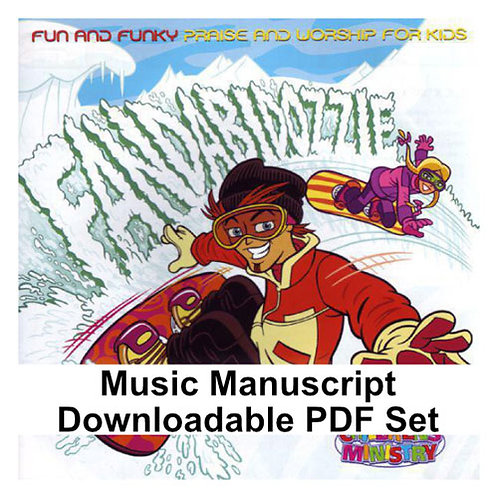 Fandabidozzie Album PDF Music Manuscripts