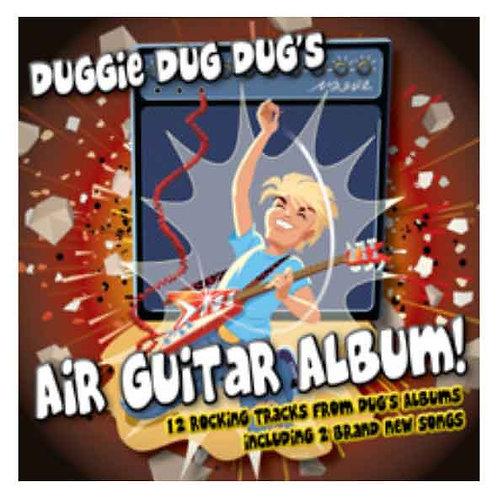 Duggie Dug Dug's Air Guitar CD