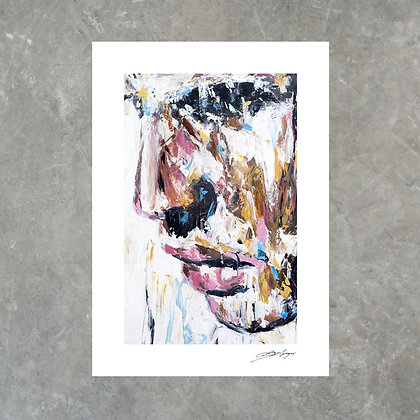 Now You're Gone - Print
