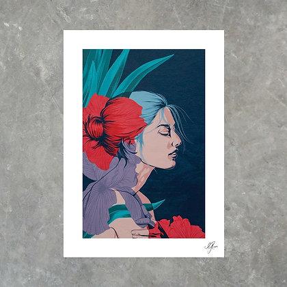 Bright & Blooming - Print