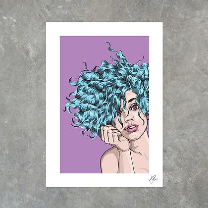 Bewildered - Print