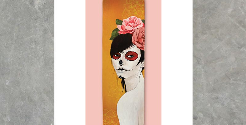 Day Of The Dead - Print