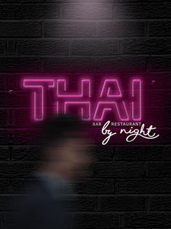 Cafe By Day, Thai By Night