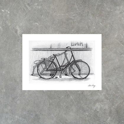 Bicycle Time - Print