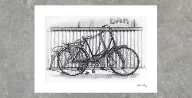 Bicycle Time - Print
