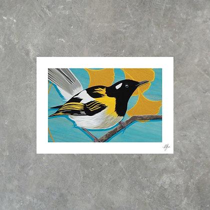 Stitch Bird - Print