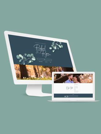 Website for RSVP's