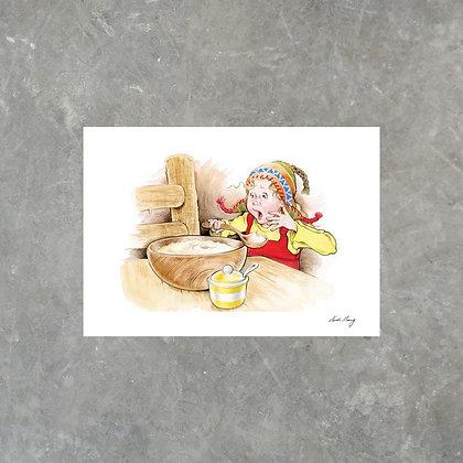 Goldilocks - Print