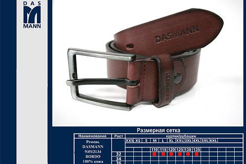 Кожаный ремень Dasmann