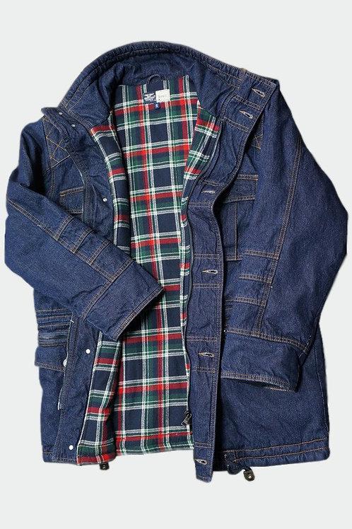 Утеплённая мужская куртка Montana