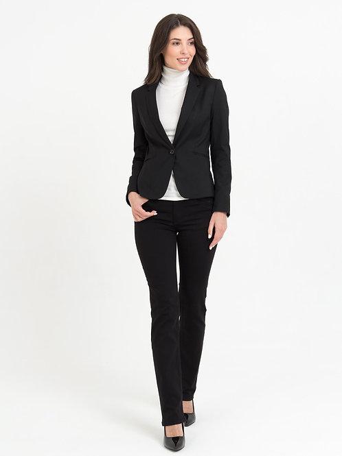 Чёрные женские джинсы Dasmann