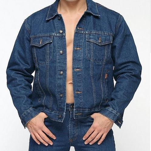 Мужская плотная джинсовая куртка Montana 12010