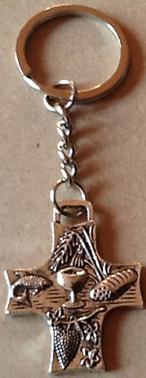 Communion Key Ring