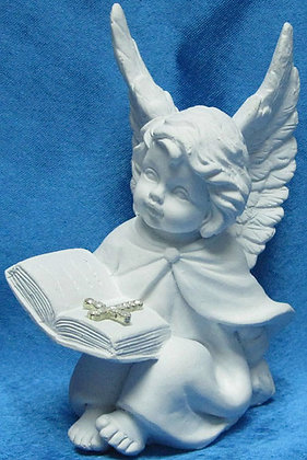 Angel Holding Holly book 18102 [18102]