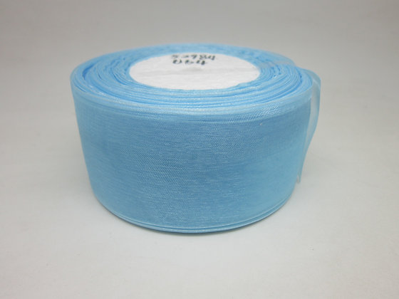 """Organza Ribbons in 2"""" size"""