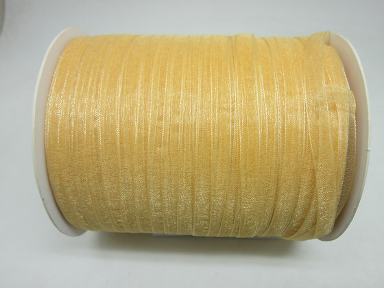 Organza Ribbon 1/4""