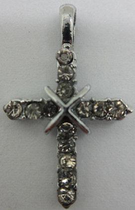Cross Metal oxidized [50902]