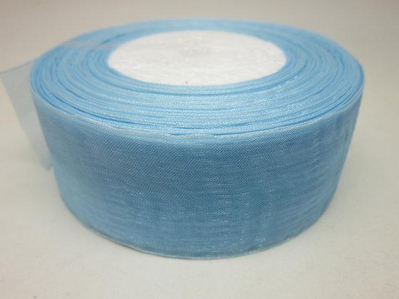 """Organza ribbons 1 1/2"""" size"""