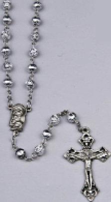 Rosary Pewter Metal