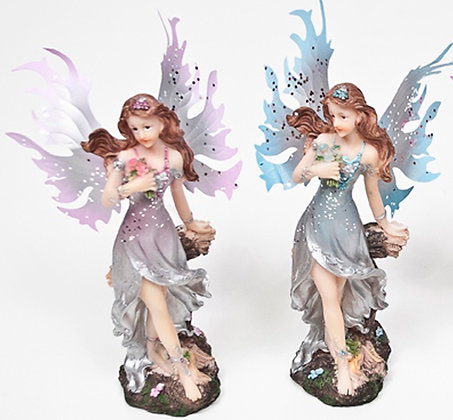 Fairy medium in two colors