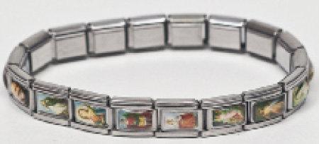 All Saints Adjustable Bracelet