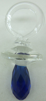 Blue Crystal Pacifier