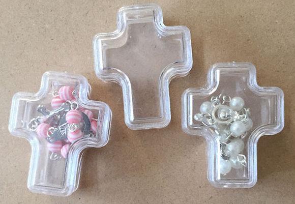 Cross Rosary Box