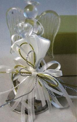 Angel clear Murano Glass [13897]