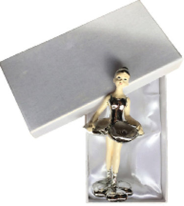 Finish Pose Ballerina