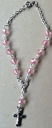 Acrylic Beads Car Rosary