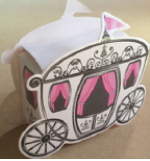 Cinderella Favor Box