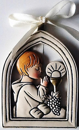 Wall Hanging for Communion of Boy Room [54621]