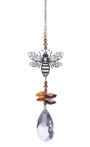 Crystal Fantasies Autumn Gold Bee