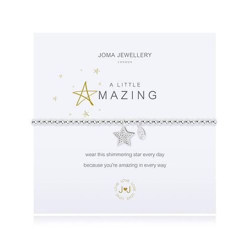 Amazing Joma jewellery charm bracelet