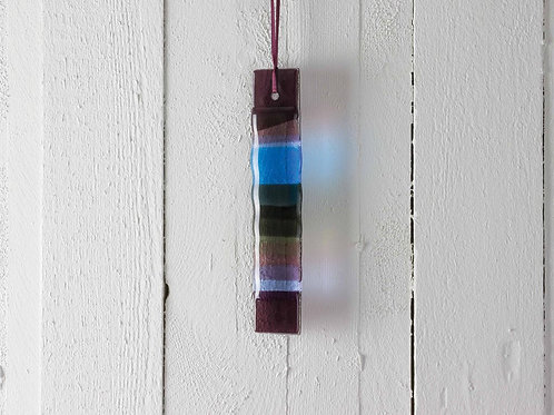 Jo Downes Glass Dusk Mini Wish Stick