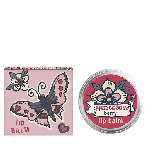 Barefoot and Beautiful Wild Berry Lip Balm